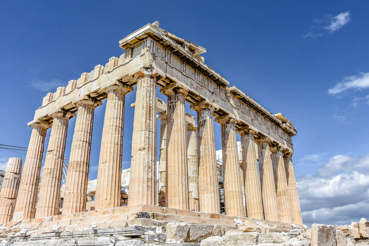 Akropolis van Athene