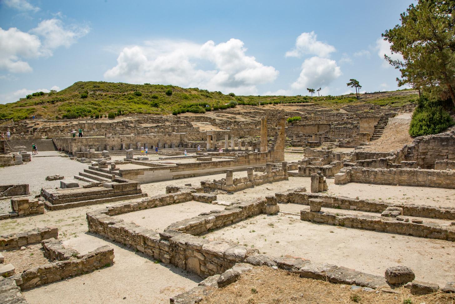 Opgravingen bij Kámiros