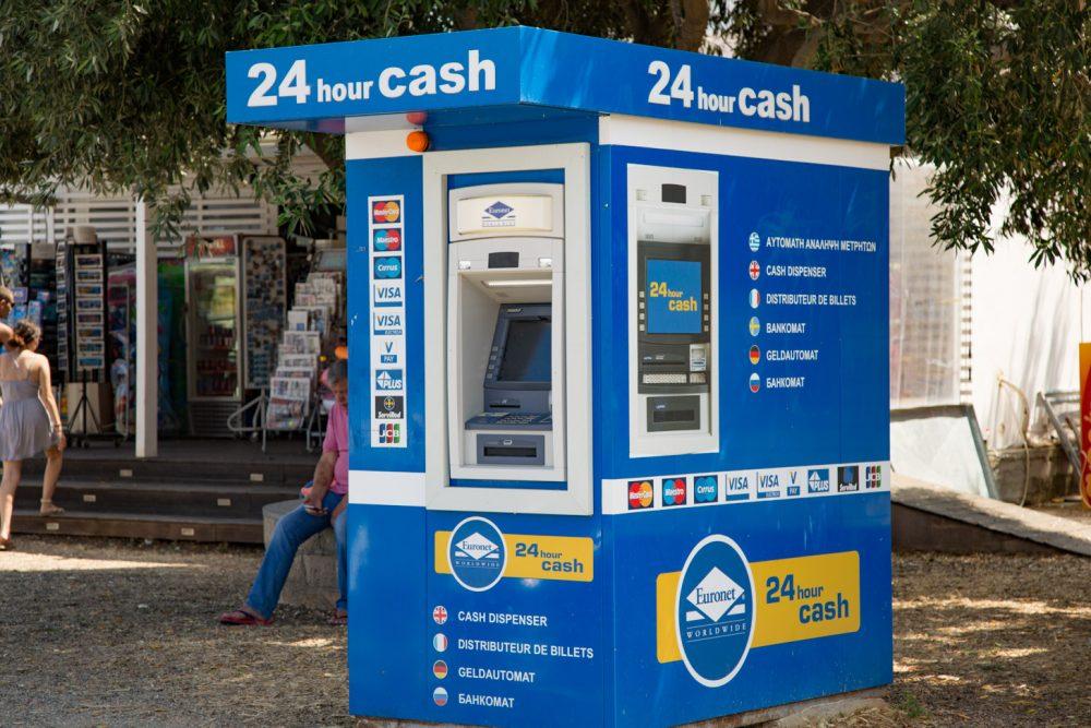 Geldautomaat