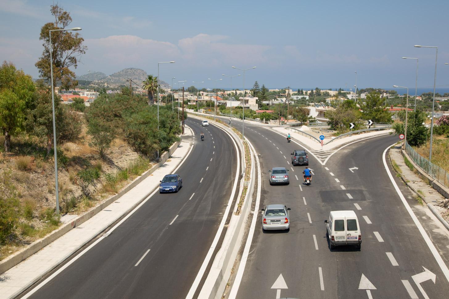 Autorijden in Griekenland